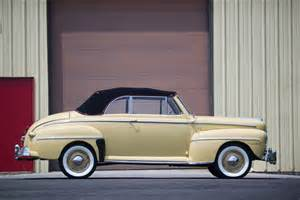 1948 ford deluxe convertible coupe 89a 76