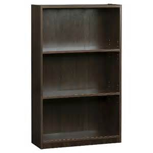 Target Room Essentials Bookcase Room Essentials 3 Shelf Bookcase Espresso Target