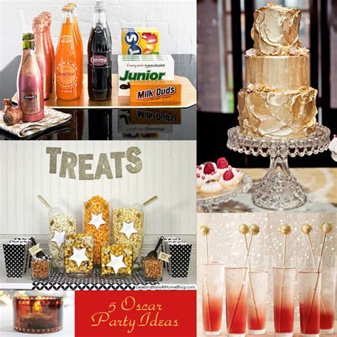 trending themed events trending tuesday 5 ideas for an oscar themed party