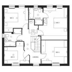 david wilson homes floor plans 4 bedroom detached house for sale in quot chelworth quot at hurst