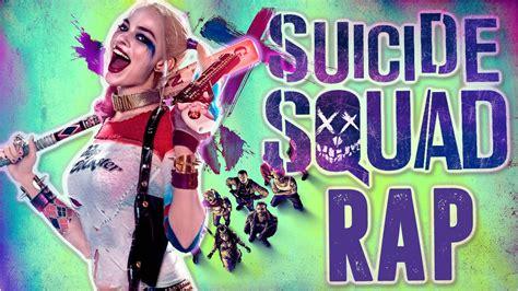 imagenes escuadron suicida escuadr 211 n suicida rap suicide squad zoiket youtube