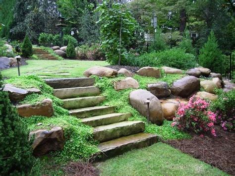 Hillside Gardening Ideas Hillside Landscaping Garden Idea Hillside Landscaping