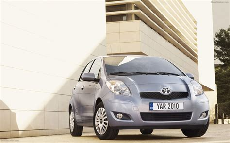 Toyota Yaris 2010 Toyota Yaris 2010 Widescreen Car Pictures 06 Of 28