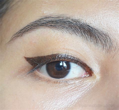 tattoo me eyeliner dress me up buttercup product review k palette real