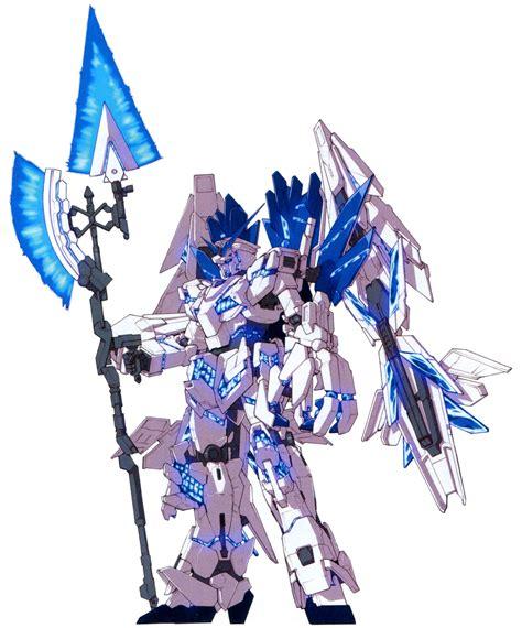 gundam unicorn all mobile suits rx 0 armor unicorn gundam plan b the gundam wiki