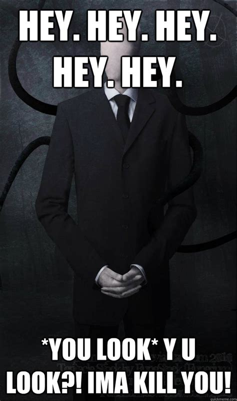 Slenderman Memes - funny slender man memes