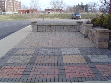 Patio Paver Blocks Others Large Concrete Pavers For Quickly Create A Patio With A Beautiful Jfkstudies Org