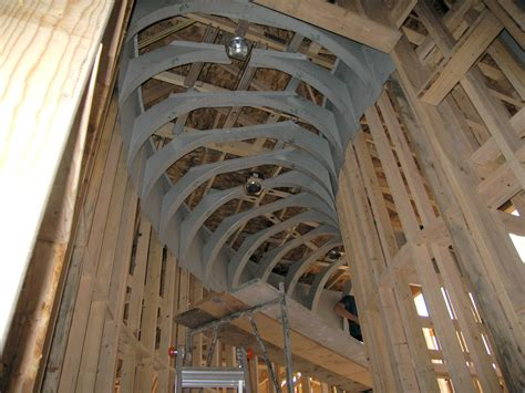 Barrel Ceiling by Barrel Ceiling How To Ceiling