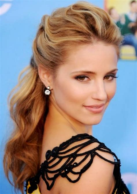 half up half down hairstyles red carpet 13 best 2016 red carpet hairstyles to recreate at home
