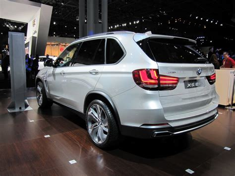 bmw concept x5 edrive updated for new york auto show photos