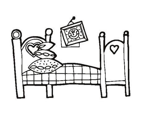 bedroom for coloring bedroom coloring page coloringcrew com