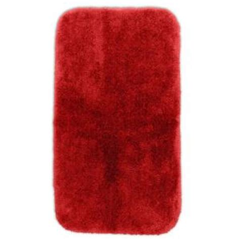 garland rug jazz chili pepper red 30 in x 50 in washable garland rug finest luxury chili pepper red 30 in x 50 in