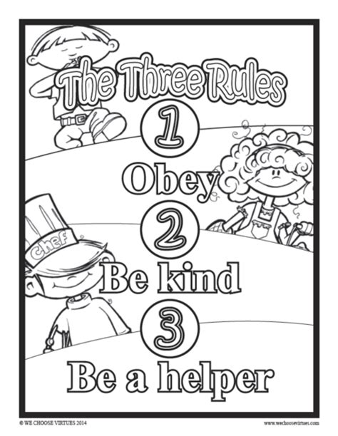 homeschool club kit  kids  choose virtues