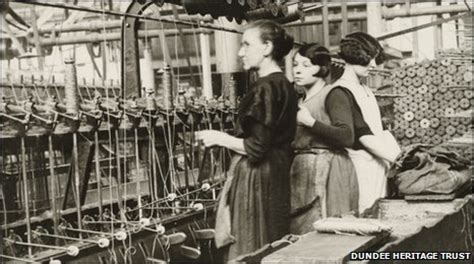 bbc the history of mills in dundee