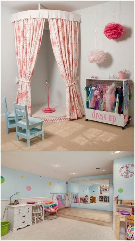 Dress Up Decorate Bedrooms by Dress Up Play Rooms And Playrooms On
