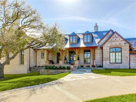 brick country house plans texas hill country house plans a historical and rustic home style homesfeed