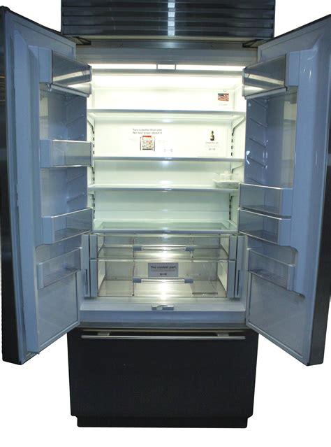sub zero 36 inch kühlschrank sub zero 36 quot door refrigerator bi 36ufd s th