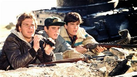 red awn the movie symposium red dawn 1984