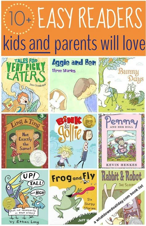 easy picture books great easy reader books for