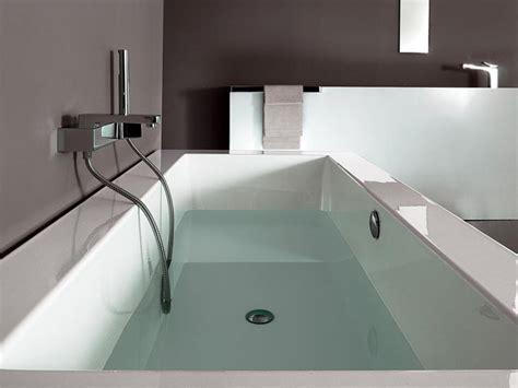 vasca da bagno rettangolare vasca da bagno rettangolare grande kos by zucchetti