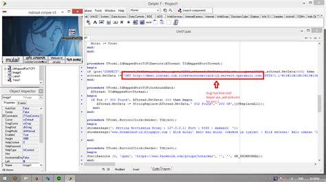 tutorial membuat inject internet gratis sorcut code untuk membuat inject indosa corpse v 3