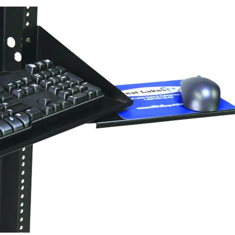 great lakes keyboard tray and mouse shelf cableorganizer