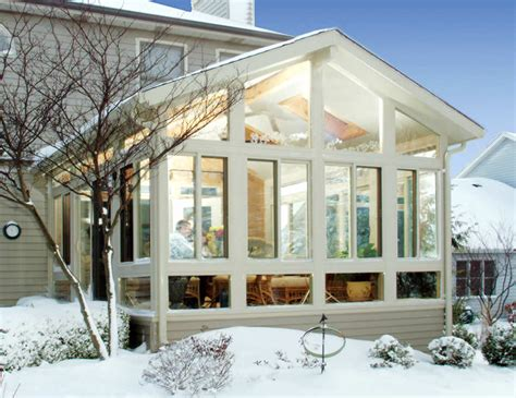 Painting Aluminum Screen Enclosures by All Season Sunrooms Chicago All Season Sunrooms Envy