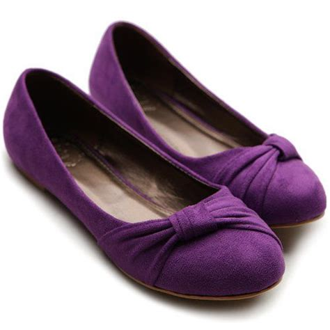 womens purple flat shoes 8 best ballet flats images on ballerinas