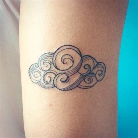 sky clouds tattoo designs best 25 cloud tattoos ideas on cloud