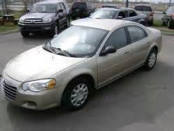 2005 Chrysler Sebring 4 Door 2005 Chrysler Sebring 4 Door 4 Cyl Calgary Alberta 11985