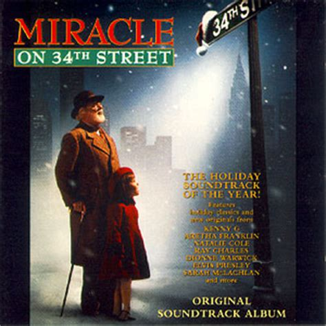 miracle on 34 street miracle on 34th street soundtrack details