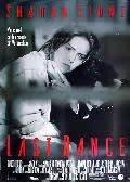 last dance mp filmplakat last dance 1996 filmposter archiv