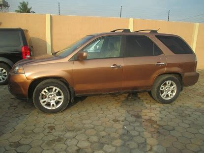 Cheap Acura Mdx A Clean And Cheap Acura Mdx 2004 Model 900k Autos