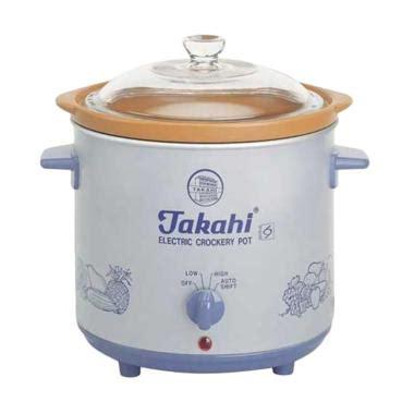 Rice Cooker Untuk Bubur Bayi jual takahi cooker alat untuk memasak makanan bayi biru 1 2 l harga kualitas