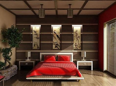 japanese style bedroom japanese style bedroom with red bedding decoist