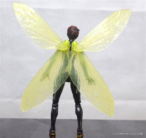 Figure Wings marvel legends wasp figure review ant baf ultron wave