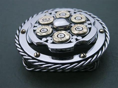 spinner belt buckle