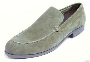 Coles Green Slip by New Mens Cole Haan Folsom Green Forest Suede