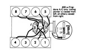 Pontiac 400 Firing Order 79 Ford F150 Distributor Wires Timing Marks 1 On