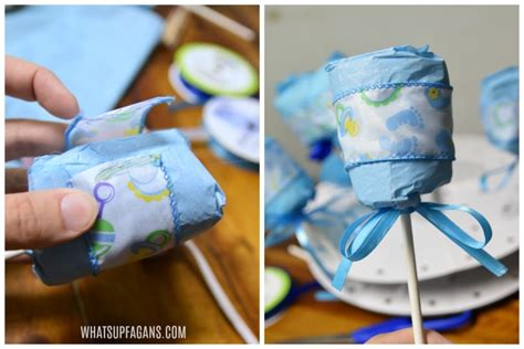 Diy Favors For Baby Shower by Diy Favours For Baby Shower Diy Do It Your Self