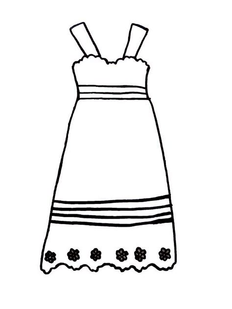 simple dress coloring page wedding dress model coloring pages image barbie fashion pc
