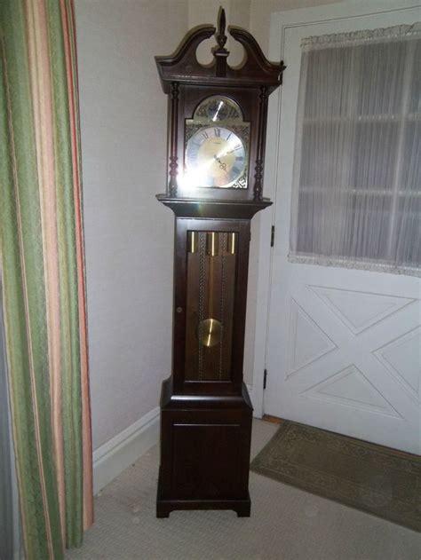 care for floor clock howard miller grandfather clock barwick clocks model