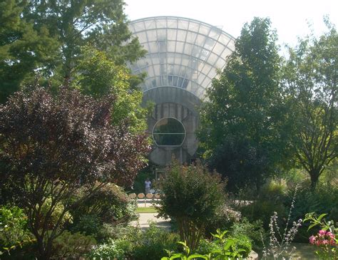 Garden City Oklahoma Myriad Botanical Gardens