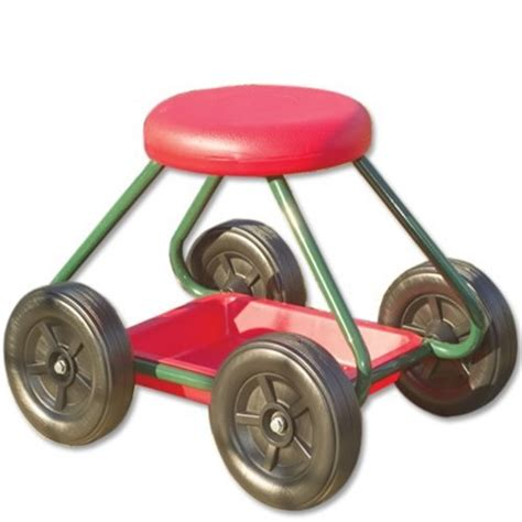 nrs garden stool on wheels garden stool on wheels by nrs healthcare http www
