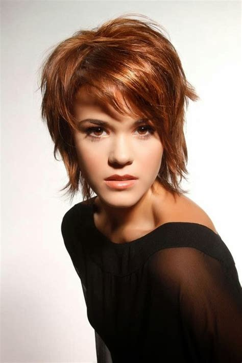 choppy haircut with curly hair cute curly hairstyles for short wavy hairstyles