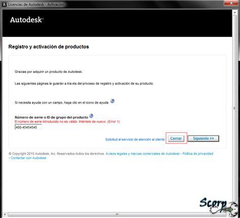 sketchbook pro numero de serie y clave tutorial activar autocad y cualquier programa autodesk