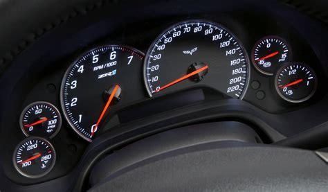 Led Tachometer Zr image gallery 2005 corvette speedometer
