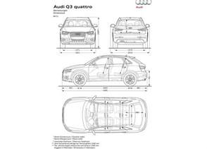 Audi Q3 Height Audi Q3 Exterior Dimensions Audi Q3 Forum