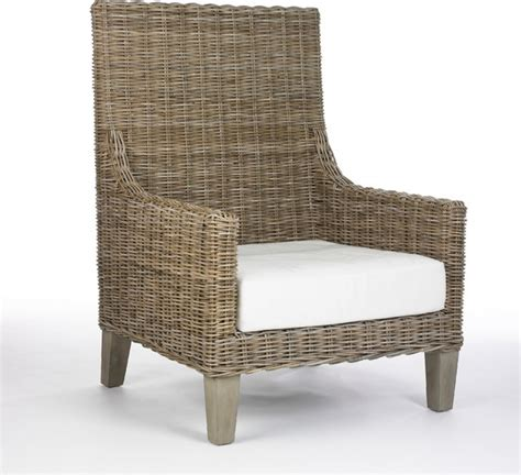 Wicker Accent Chair How To Care With Rattan Accent Chair The Clayton Design