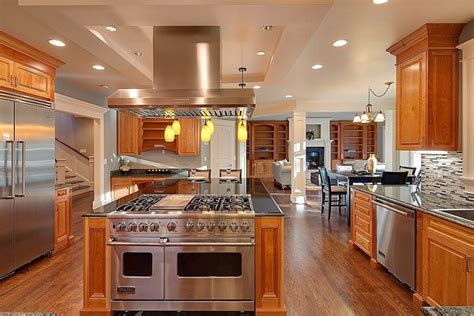 chefs kitchen design for home trend home design and decor